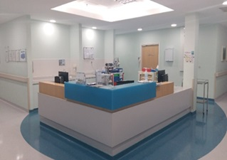 Nurse counter
