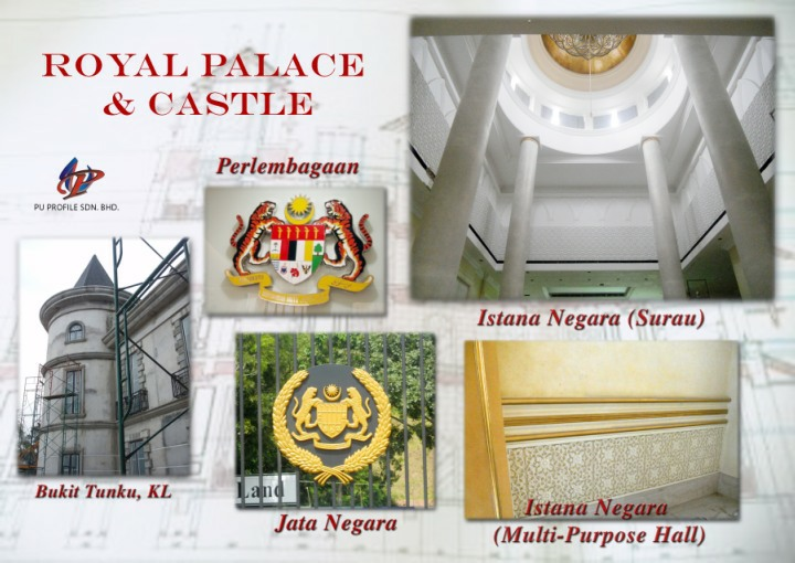 Royal Palace & Castle 2