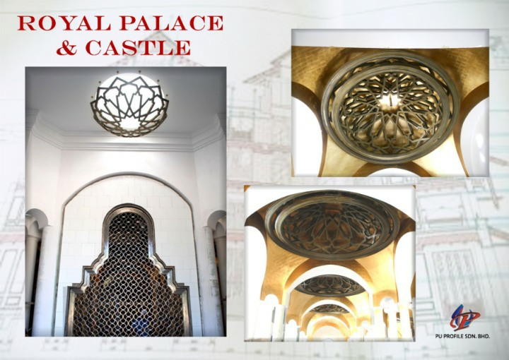 Royal Palace & Castle